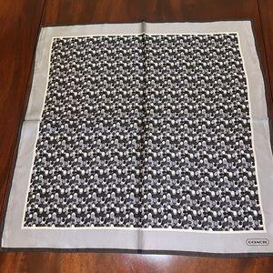 """Accessories - NWOT 100% Silk Scarf 21"""" x 21"""""""